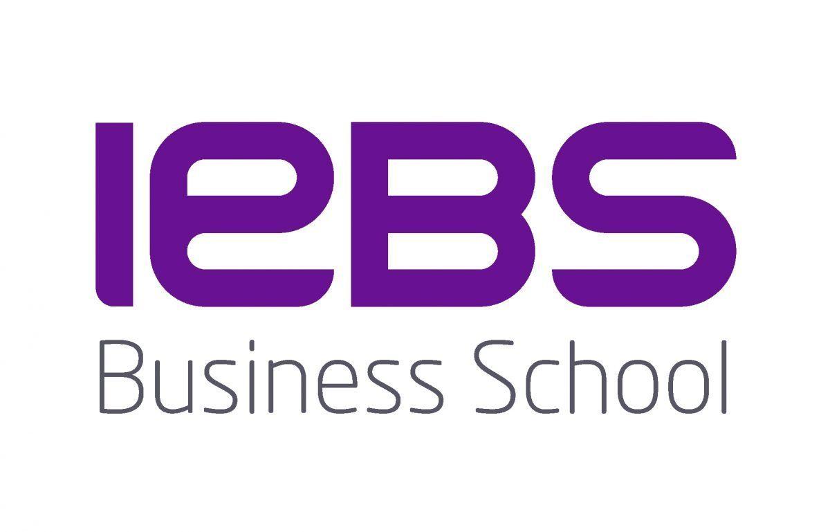 Nace IEBS una escuela de negocios basada en un concepto de formación innovadora y sostenible - iebs business school logo