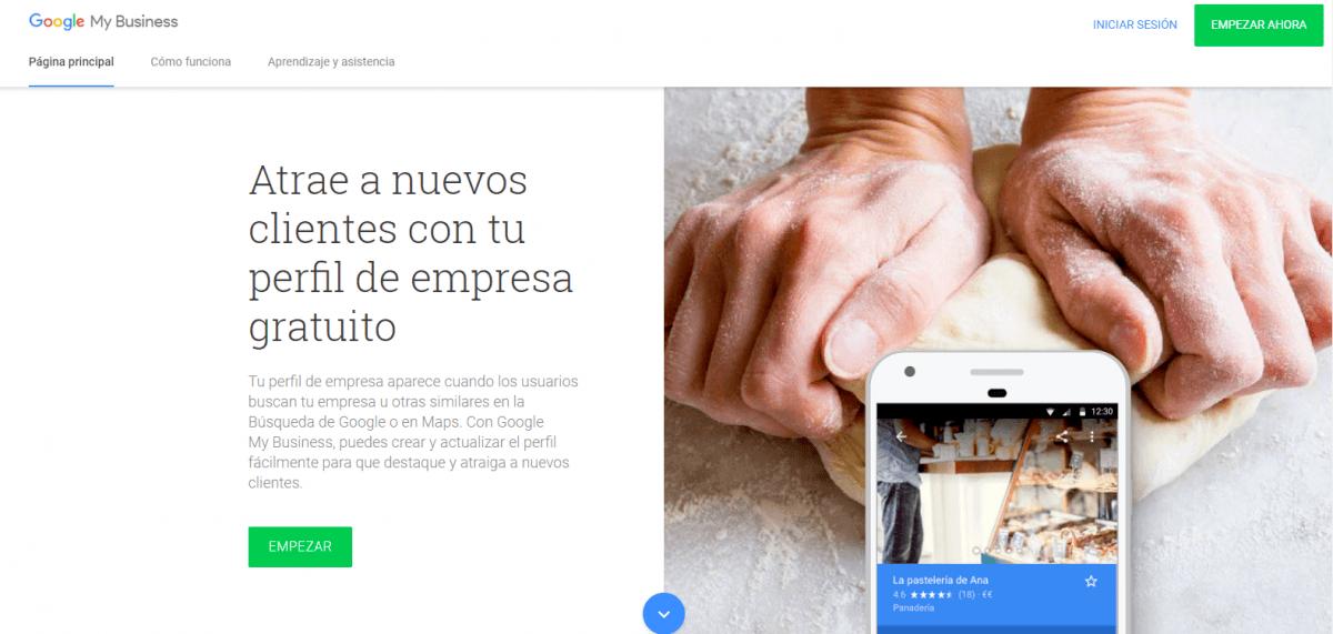 Google My Business: qué es, cómo funciona y mejora el SEO Local - gmb