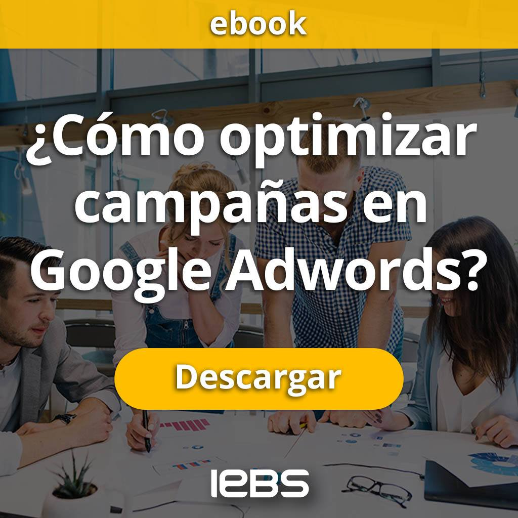 Elegir la campaña y la red publicitaria de Google Adwords adecuadas para tu estrategia - ¿Cómo optimizar campañas en Google Adwords  CTA