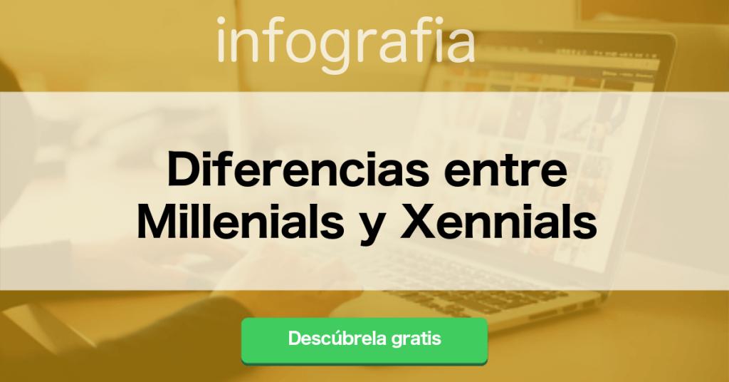 Millennials y Xennials: cómo son estas generaciones tan parecidas - Diferencias entre Millenials y Xennials 1024x536