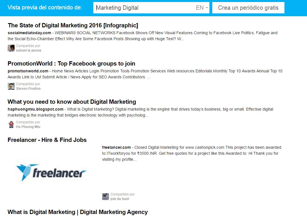 ¿Cómo hacer un periódico digital? - Periódico Digital min