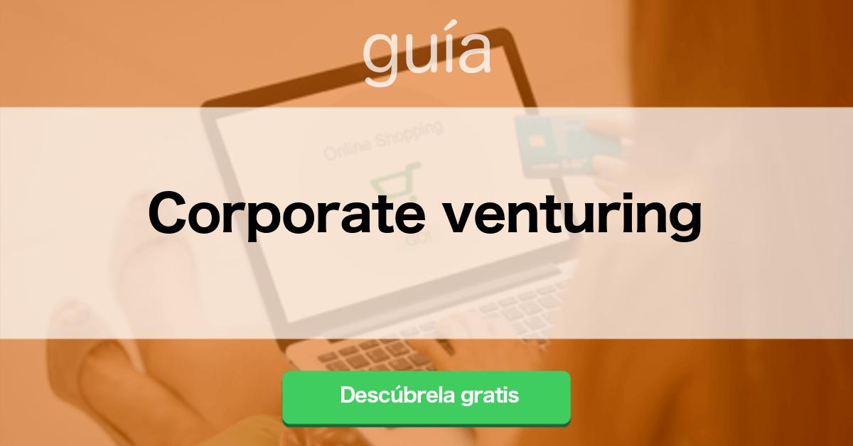Qué es el Corporate Venturing interno y externo: definición y ejemplos - Guía Corporte Venturing 1200x628
