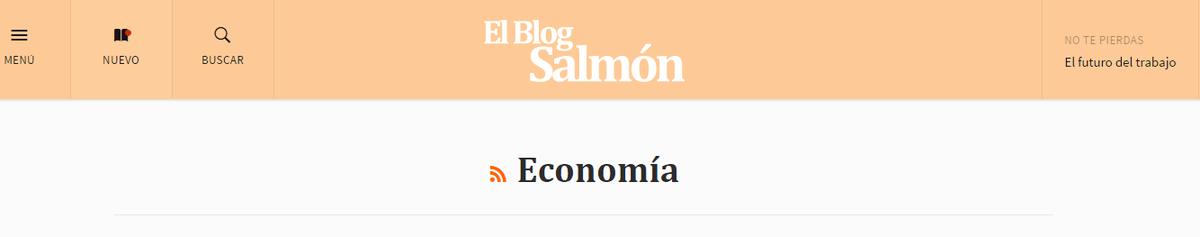 Los 10 mejores blogs de economía que no te puedes perder - El blog salmón