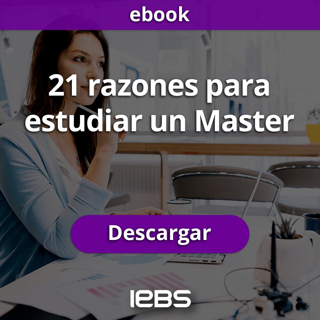 Masters y Cursos de Experto en Open School ¡Nueva Convocatoria! - R002 21 Razones para estudiar un Master CTA
