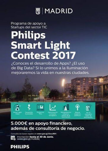 Presenta un proyecto que contribuya a la Smart City en Philips Smart Light Contest - Philips Smart Light