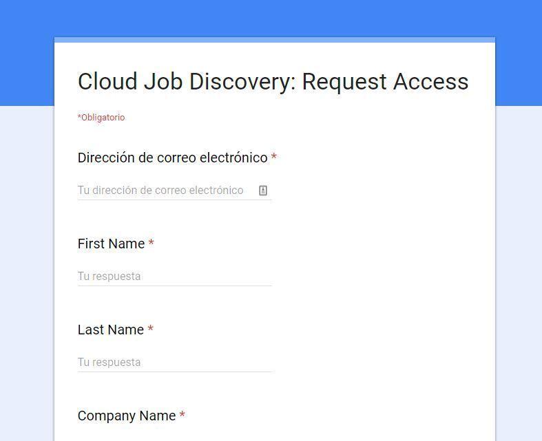 Google Hire o Google for Jobs: la nueva plataforma de empleo de Google - Entrar en Google Jobs