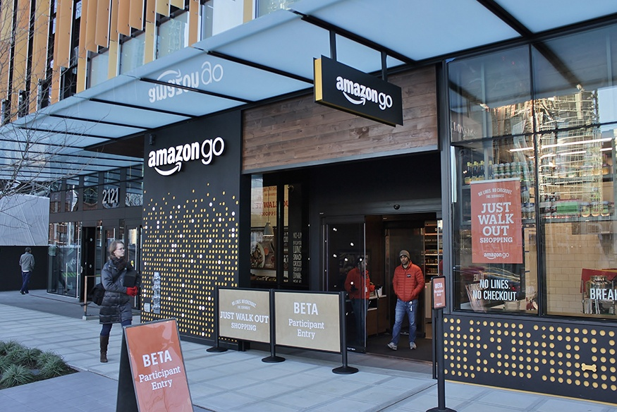 Amazon Go, la tienda online del futuro - Amazon Go
