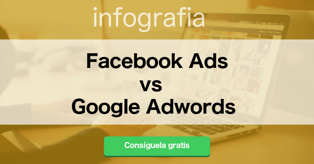 Facebook Ads Vs Google Adwords ¿qué opción es mejor? - Facebook Ads Vs Google Adwords 1024x536