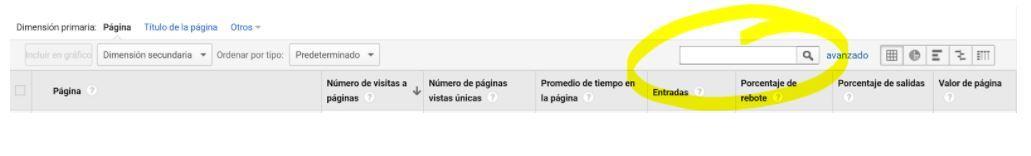 ¿Cómo dar de alta en Google Analytics una web? - Resultado individual Analytics