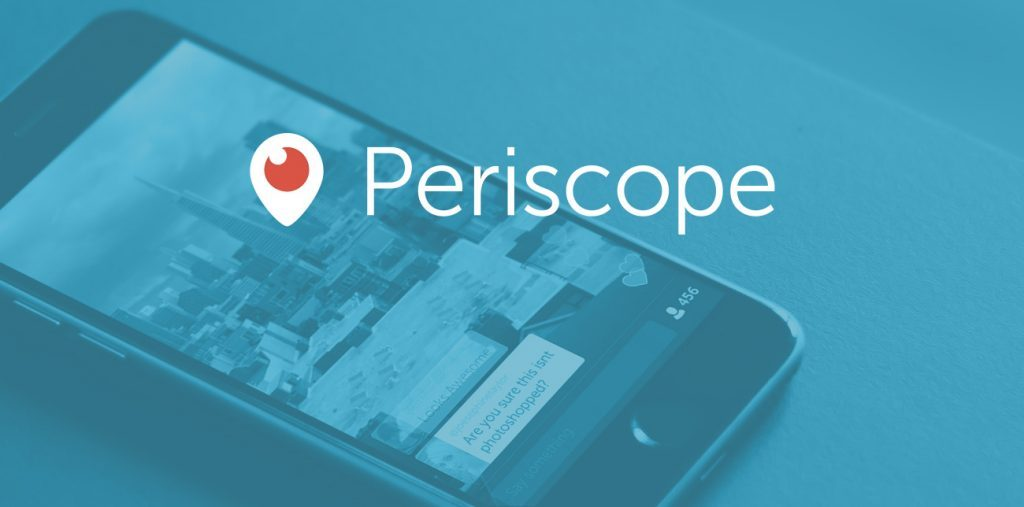 Cómo multiplicar tu audiencia gracias al vídeo en directo con Periscope - periscope 1024x507