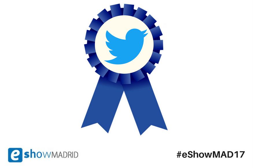 IEBS, líder en Twitter durante el eShow Madrid 2017 - IEBS TWITTER ESHOW MADRID 2017