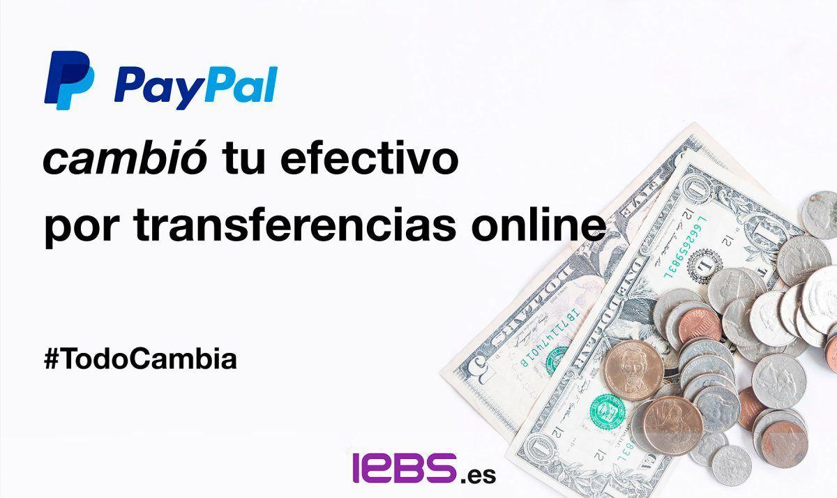 Campañas de Marketing de los protagonistas de la Revolución Digital - Paypal