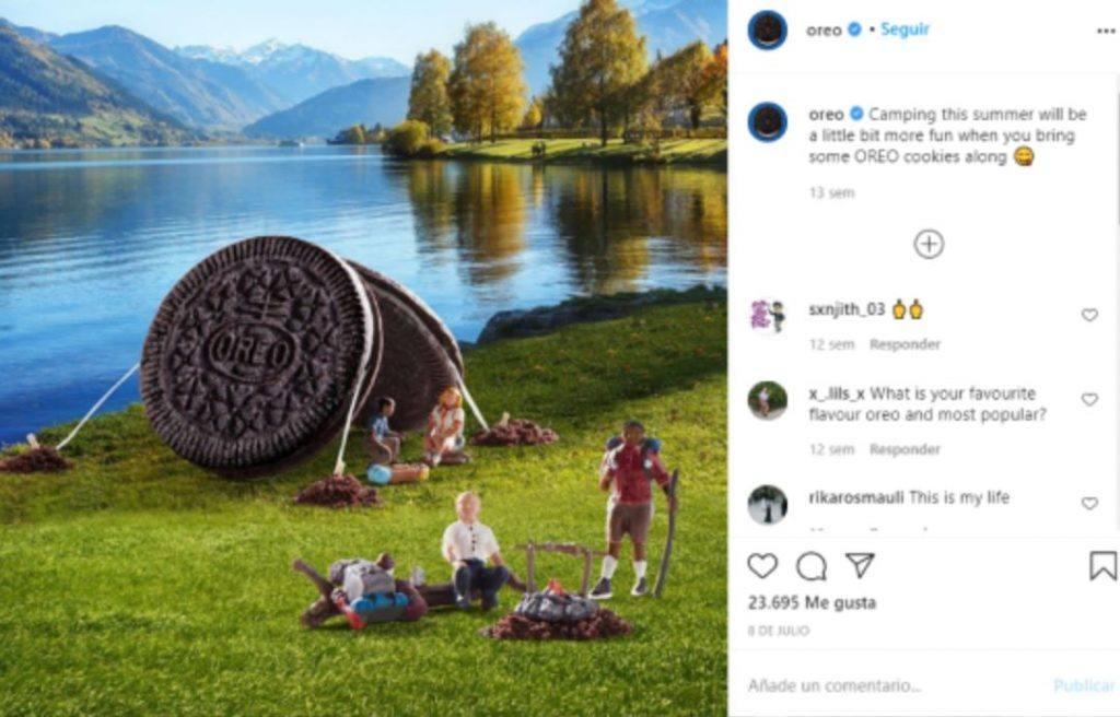 ¿Cómo crear y desarrollar una estrategia de marketing en Instagram? - marketing en instagram 1 1024x656