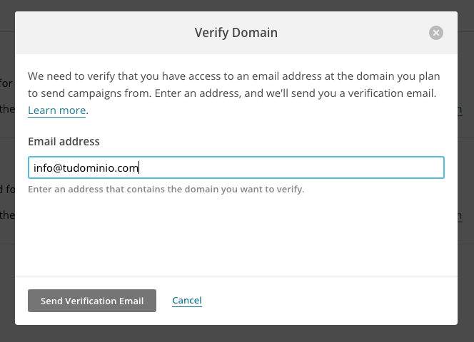 ¿Qué es MailChimp y cómo configurarlo en un dominio? - IMG2