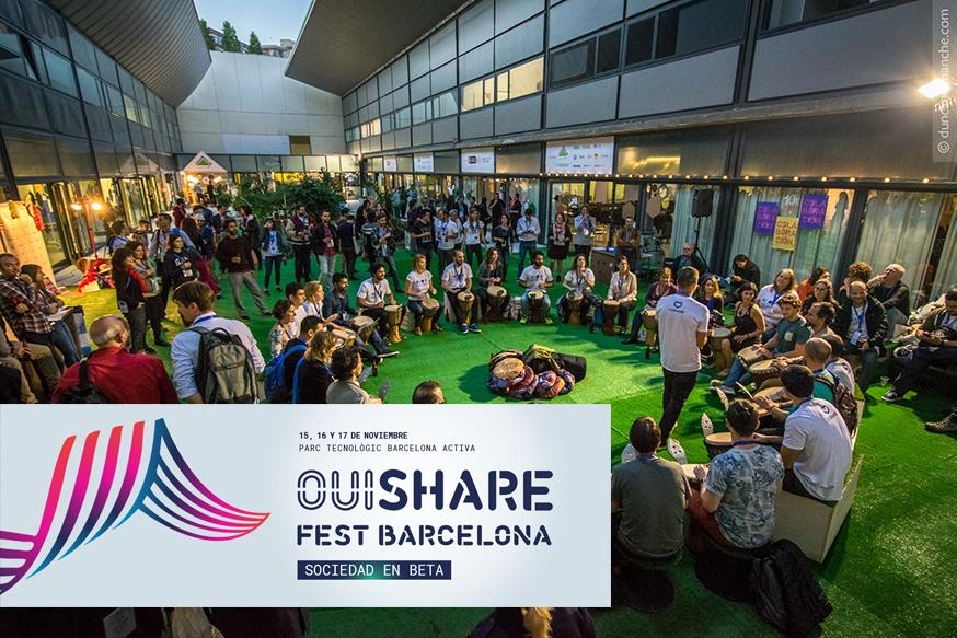 Calentamos motores para el OuiShare Fest Barcelona 2017 - OuiShare Fest Barcelona