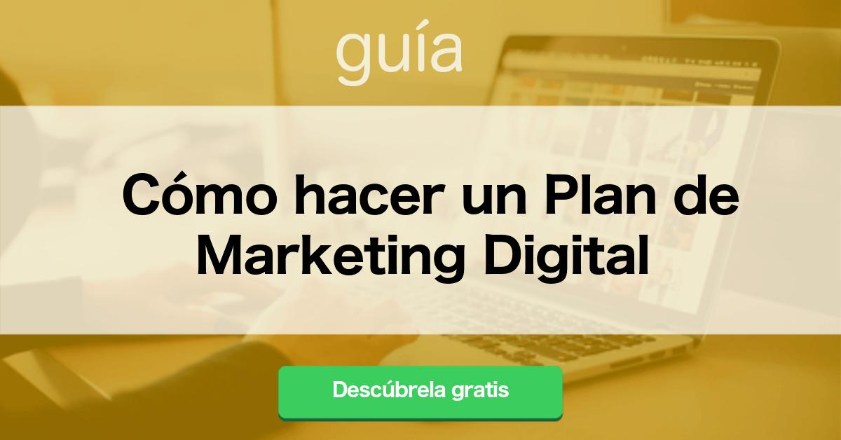 Los 50 mejores libros de marketing digital - Guía de cómo hacer un Plan de Marketing Digital 1200x628