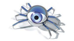 Optimización Crawl Budget para SEO - araña web 300x169