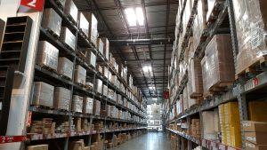 Beneficios del IoT o Internet of Things aplicado a la logística - gestión almacenes con IoT 300x169