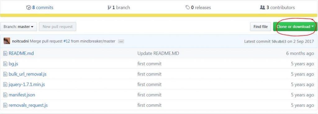 Cómo desindexar o eliminar urls de forma masiva en Search Console - Eliminar URLs Search Console primer paso 1024x367