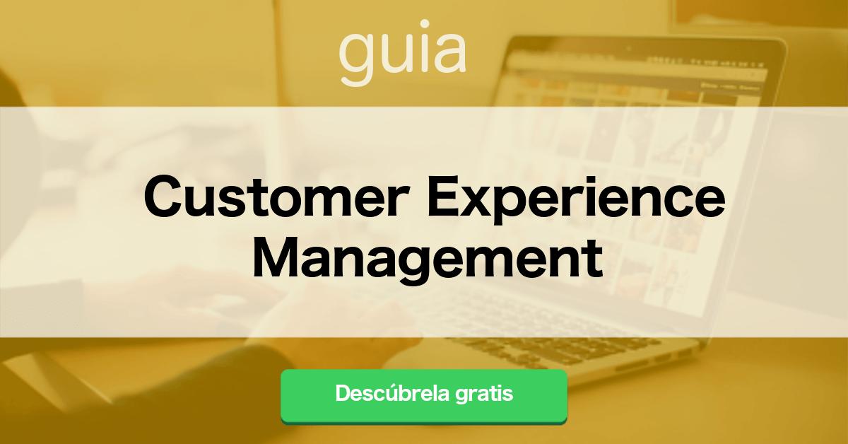 Diferencia entre Customer Engagement y Customer Experience - guia Customer Experience Management
