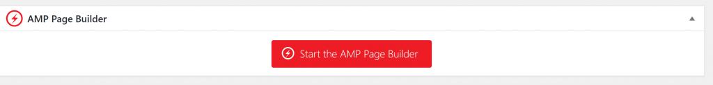 Cómo instalar, configurar e implementar AMP en Wordpress - AMP page builder 1024x123