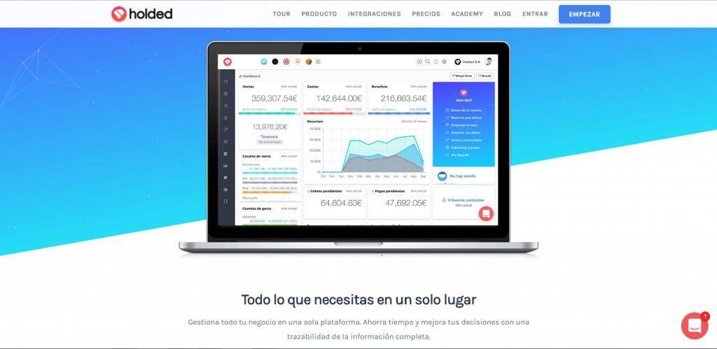 25 Herramientas y Apps imprescindibles para Startups y Emprendedores - Holded 1024x499