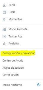 Qué son los Tweets protegidos y cómo ver un twitter privado - Proteger cuenta twitter 144x300