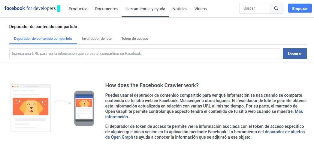 Cómo borrar caché de redes sociales como Facebook, Twitter y LinkedIn - caché facebook
