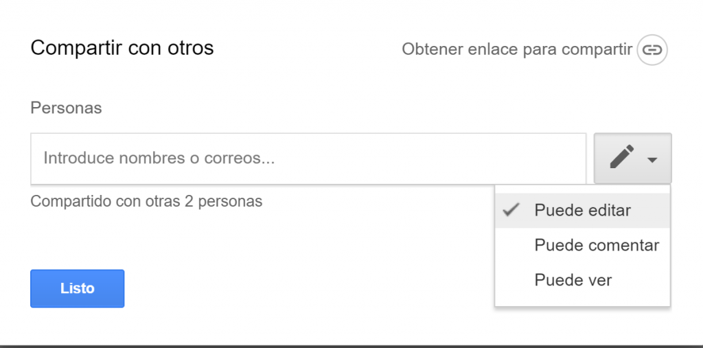 Trucos y consejos para aprovechar al máximo Google Drive - compartir drive 1024x507