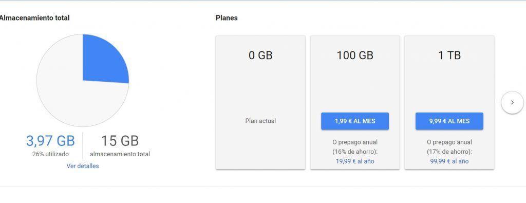 Trucos y consejos para aprovechar al máximo Google Drive - google drive 1024x395