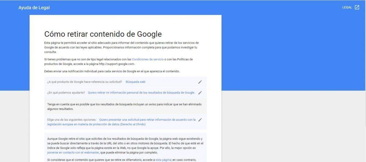 #DebateIEBS: El derecho al olvido: la pesadilla de la huella digital - Cómo retirar contenido de Google