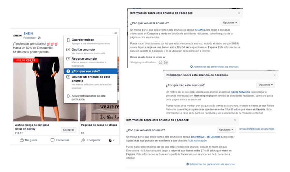 Cómo crear una campaña de Facebook eficaz desde cero - Anuncio Fb 1