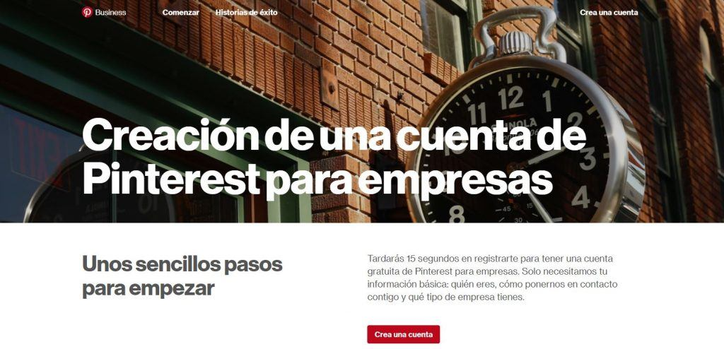 Qué beneficios puedes aportar Pinterest a las empresas - Pinterst Business 1024x494