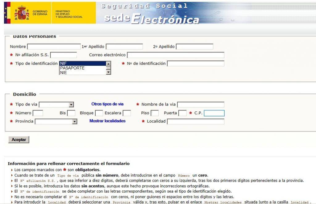 Qué es y cómo solicitar el informe de vida laboral - Solicitar informe de vida laboral con certificado digital 1024x661