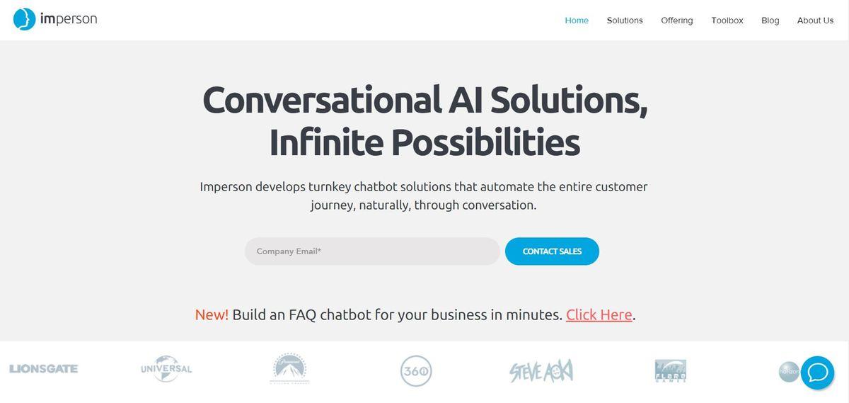 Qué es un chatbot y por qué implementarlos en tu negocio - imperson