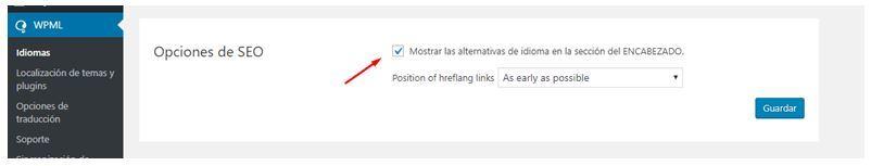 Cómo internacionalizar un dominio con hreflang paso a paso - opciones de seo