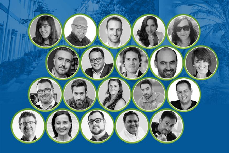 Canarias Digital, el evento anual del #BuenRolloDigital sobre marketing se acerca - Canarias Digital ponentes