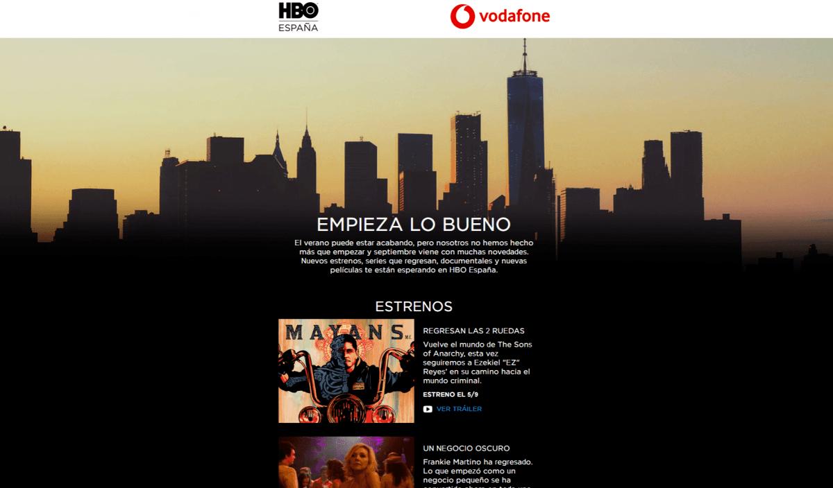 Campañas de grandes marcas: cómo enviar mailing a la vuelta del verano - HBO 1