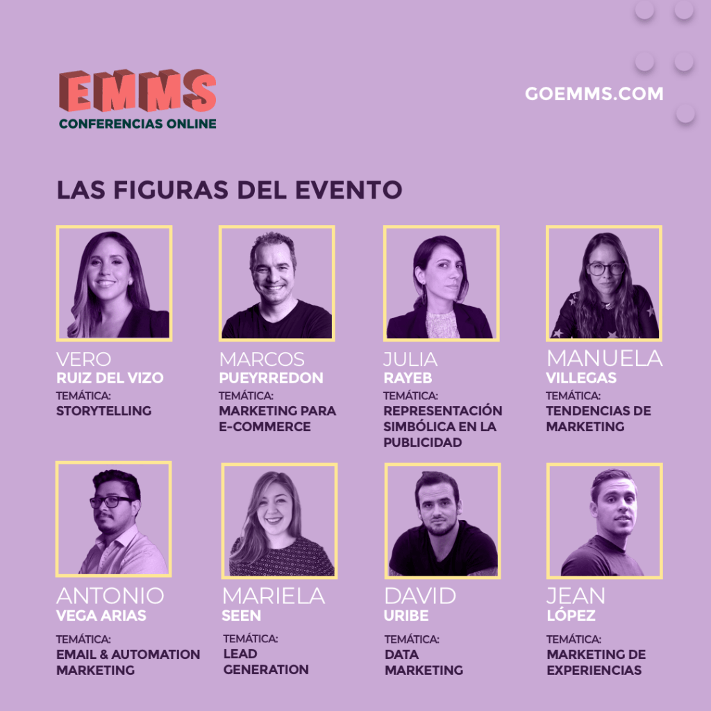 EMMS 2019: reúne a los máximos referentes del Marketing Digital - C mediapartners preevento2 fc tw insta 05 1024x1024