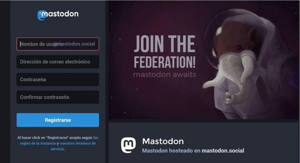 Cómo funciona Mastodon, la nueva alternativa a Twitter - mastodon funcionamiento 1024x556