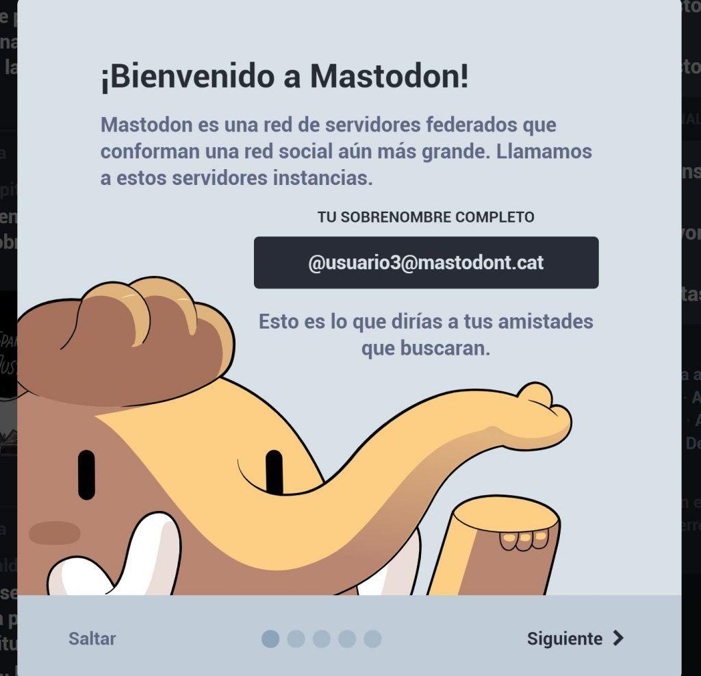Cómo funciona Mastodon, la nueva alternativa a Twitter - verificacion cuenta mastodon 1024x987