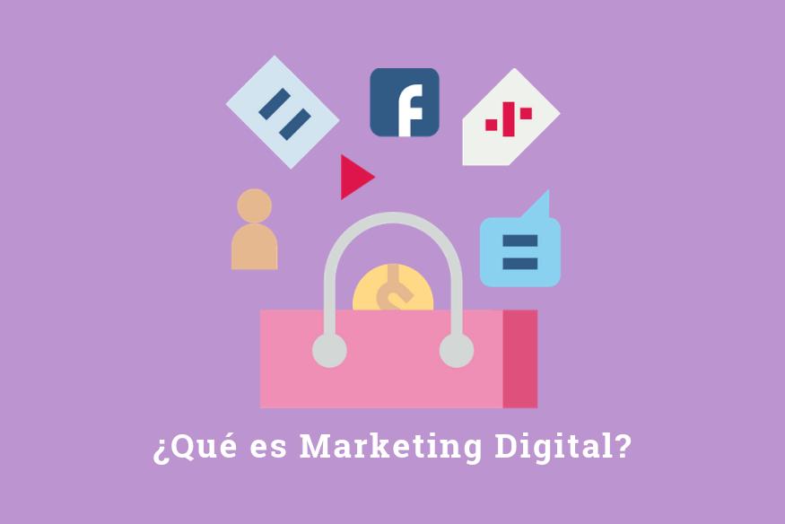 Marketing Digital: Qué es Definición, estrategias y evolución - ¿Qué es Marketing Digital