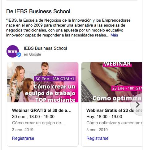 Google My Business: qué es, cómo funciona y mejora el SEO Local - Captura de pantalla 2019 01 23 a las 9.14.37