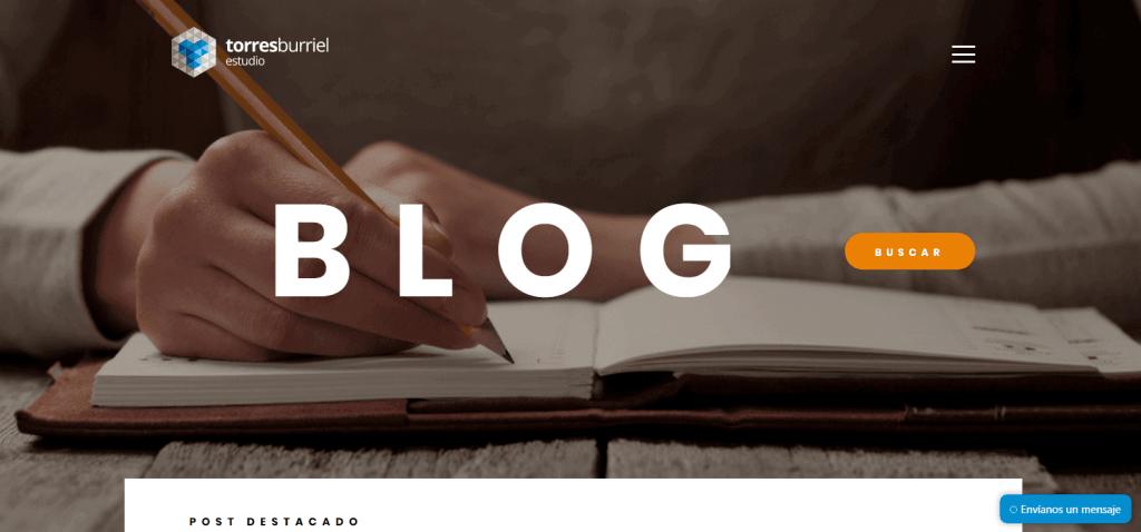 Los 10 mejores blogs de UX y UI que tienes que conocer - torres burriel min 1024x478
