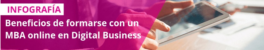 """""""El MBA de Digital Business ha sido clave para conseguir desarrollar mi proyecto profesional de manera viable y exitosa"""" MarieLo, alumna de IEBS - Beneficios de formarse con un MBA online en Digital Business 1"""
