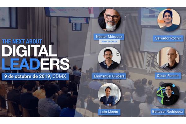 Los líderes digitales son y deben ser los responsables de la innovación disruptiva - Diseño sin título