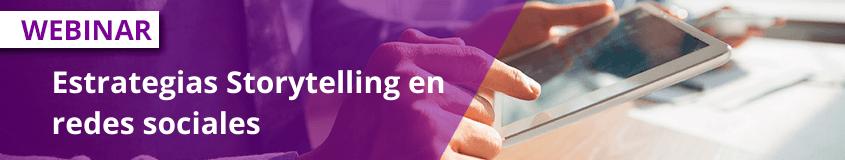 Narrativa Transmedia y Storytelling: el arte de contar - Estrategias Storytelling en redes sociales