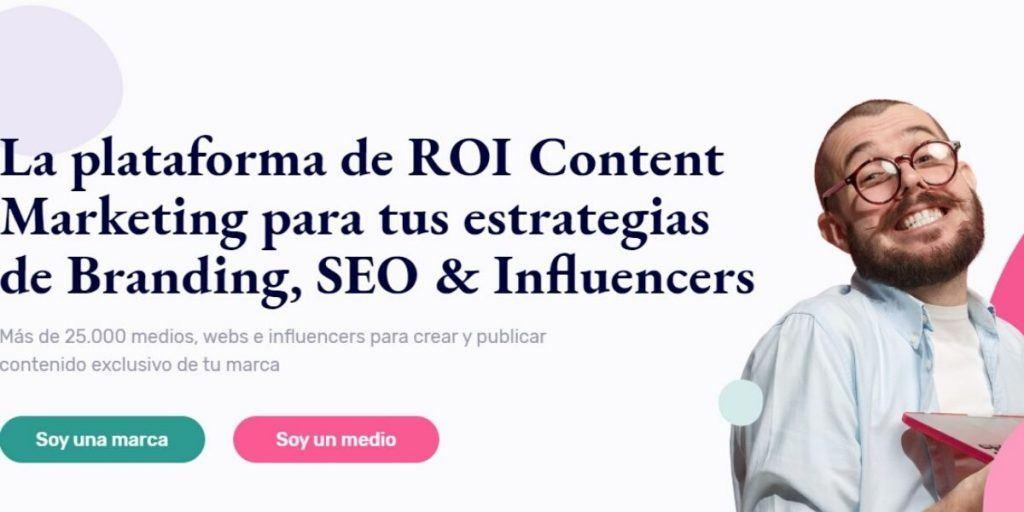 9 plataformas de marketing de influencers que tienes que conocer - plataforma influencers 1024x512