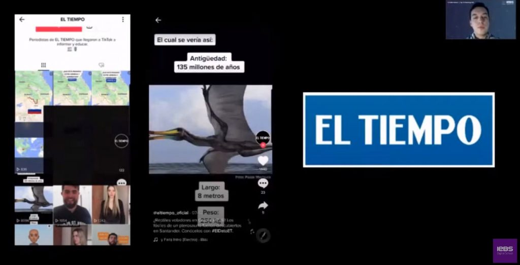 Periodismo en Tik Tok: cómo aprovechar la red social al máximo - periodismo tik tok 1024x523