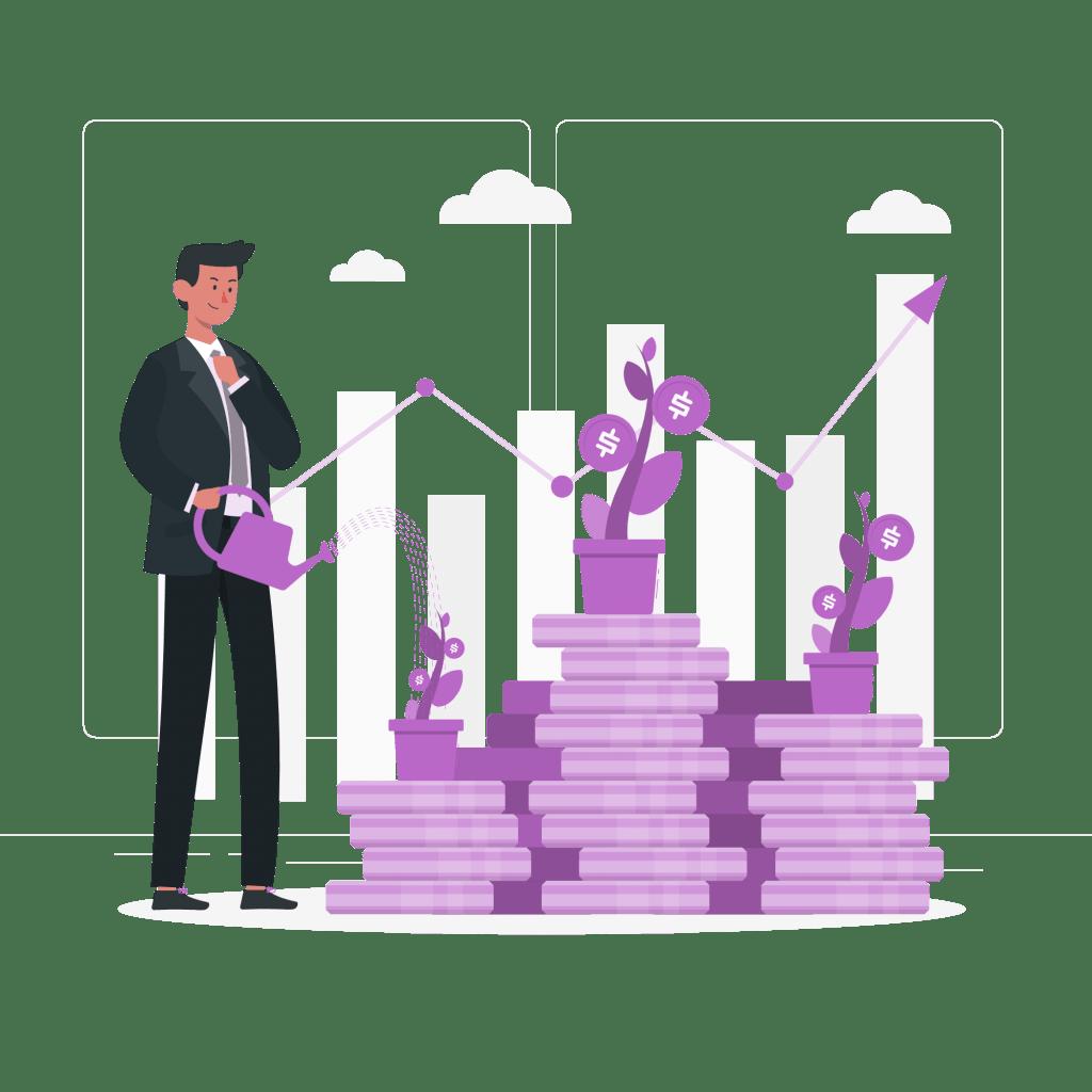 ¿Cómo encontrar inversores para una startup? - Investing rafiki 1 1024x1024